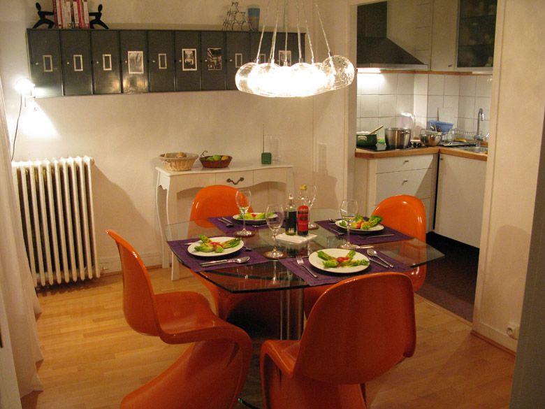 Aménagement et choix de mobilier pour une salle à manger Ca sera