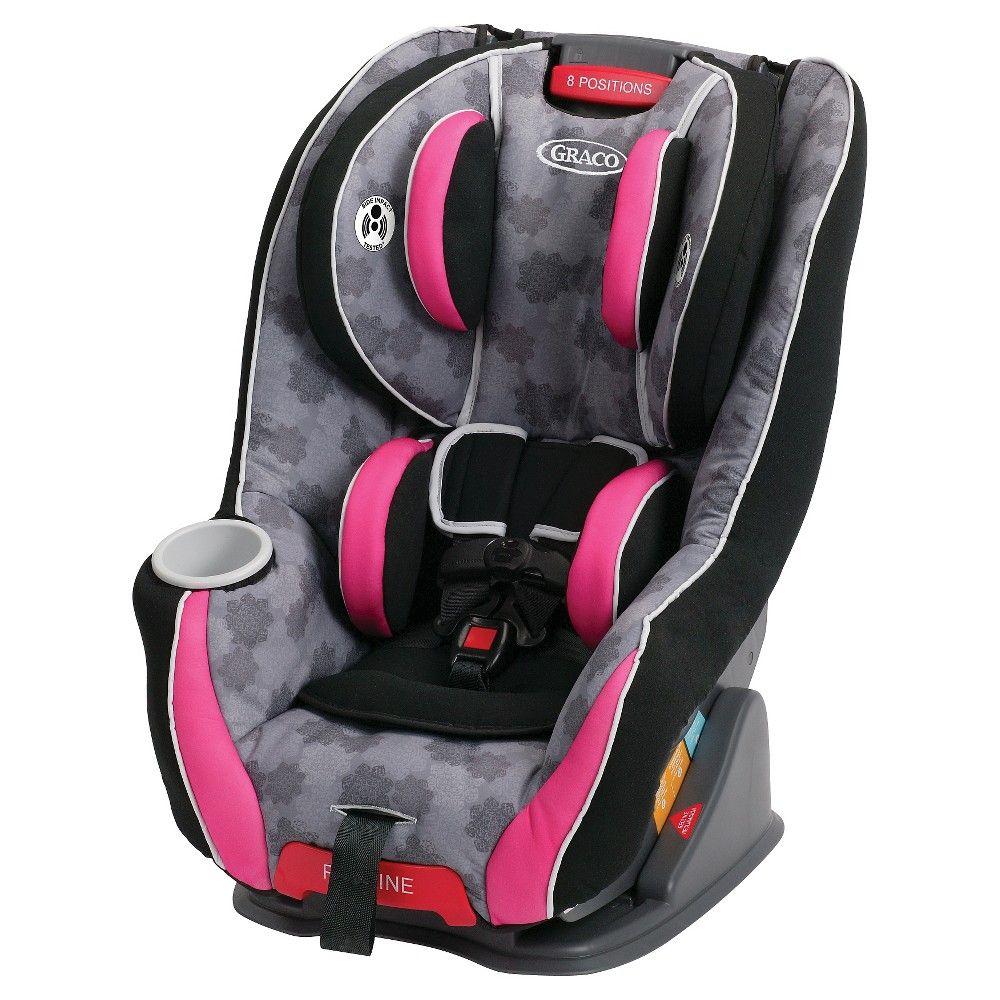 Graco Size4Me 65 Convertible Car Seat - Fiona
