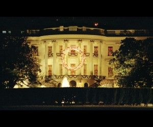 Visiting The White House Washington Org Places To Go  - Visiting The National Christmas Tree