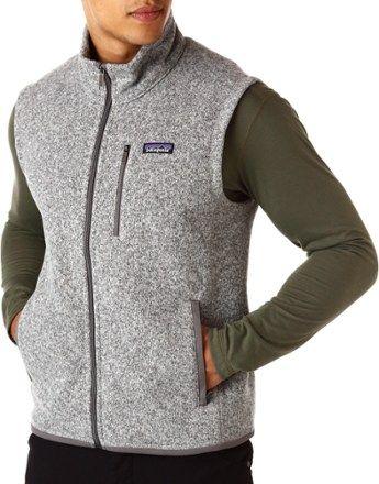 Patagonia Men's Better Sweater Vest Stonewash XXL