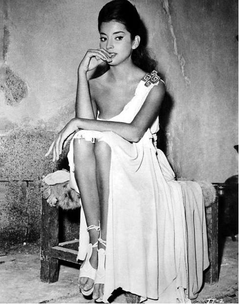 Jacqueline Sassard | French actress, Actresses, Jacqueline