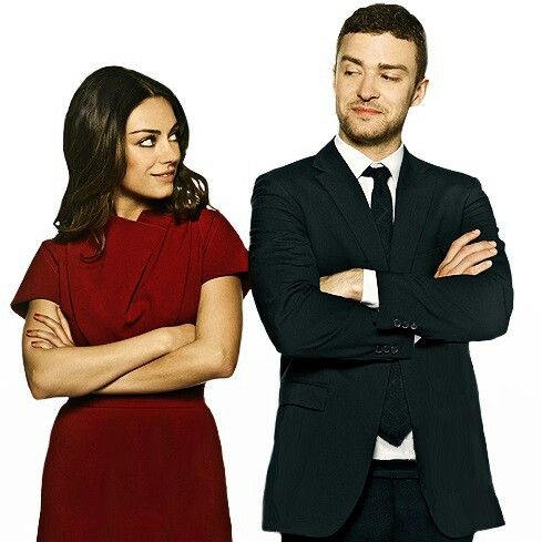 Mila Kunis and Justin Timberlake | Celebrity photos