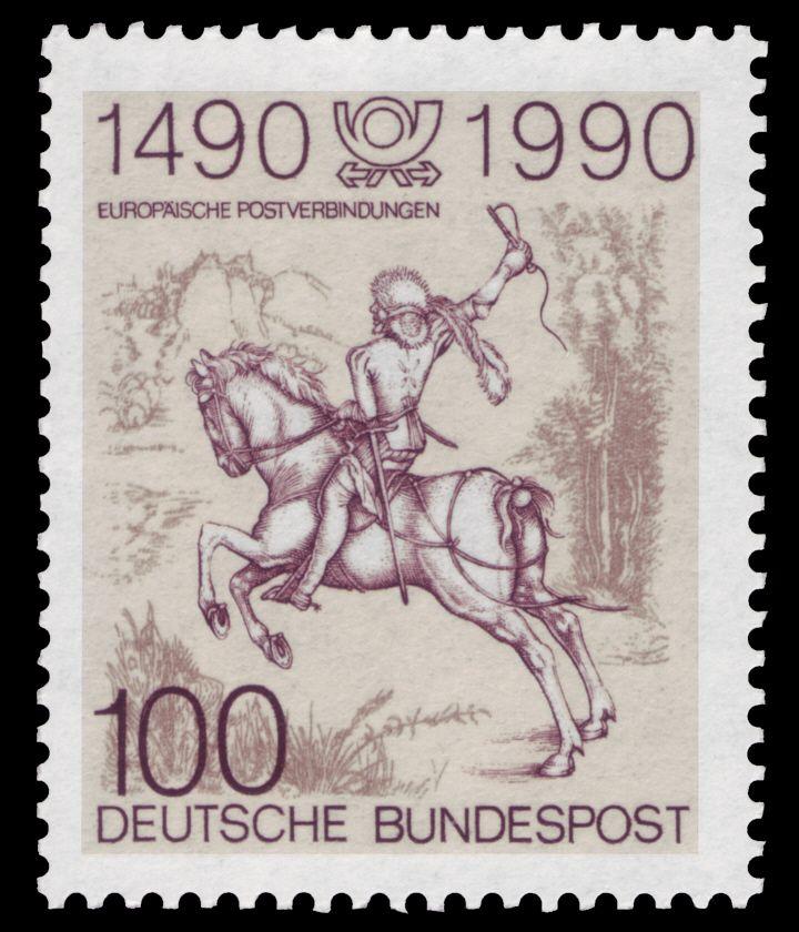 Bundesrepublik Deutschland 1990 500 Jahre Europäische