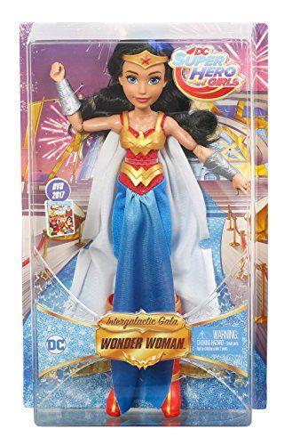 "DC SUPER HERO GIRLS WONDER WOMAN DOLL 12/"" ORIGINAL RELEASE"