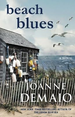 Thoughts in Progress: Beach Blues by Joanne DeMaio