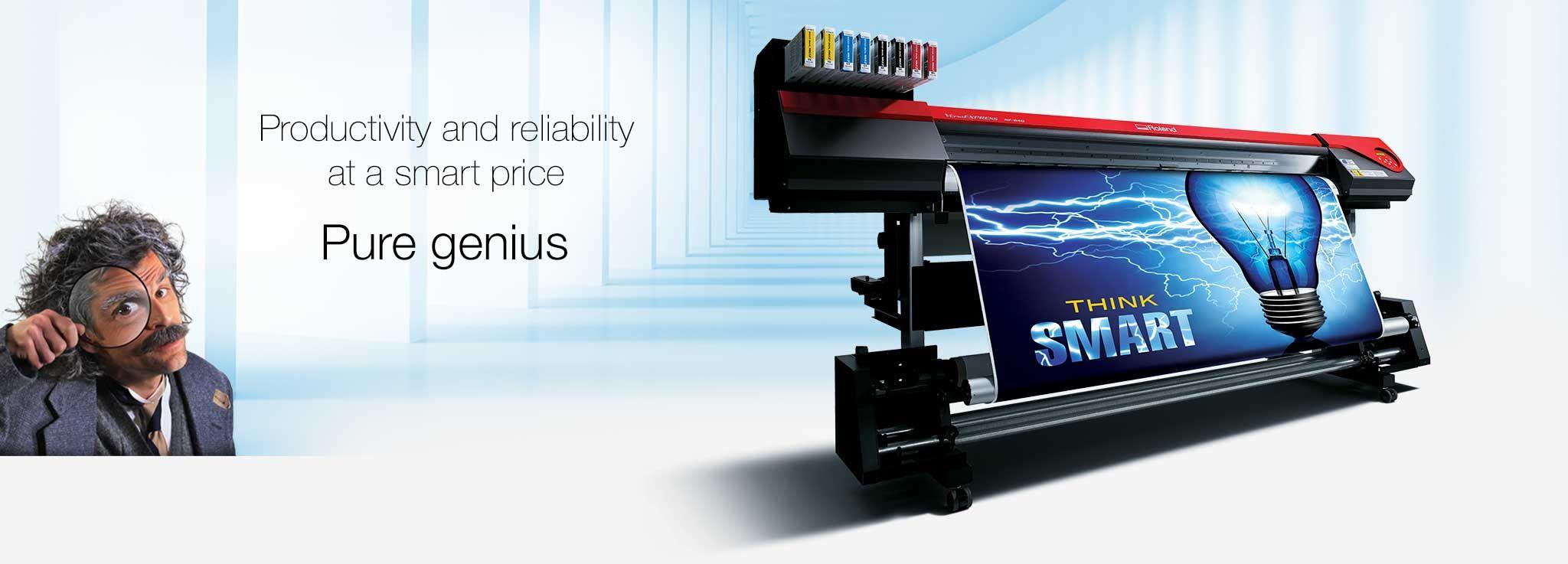 Roland Dg S Ivity At Sign And Digital Uk Large Format Printer Revolution Wide Printers