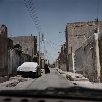 Ahwaz-Iran la ville la + polluée du monde.