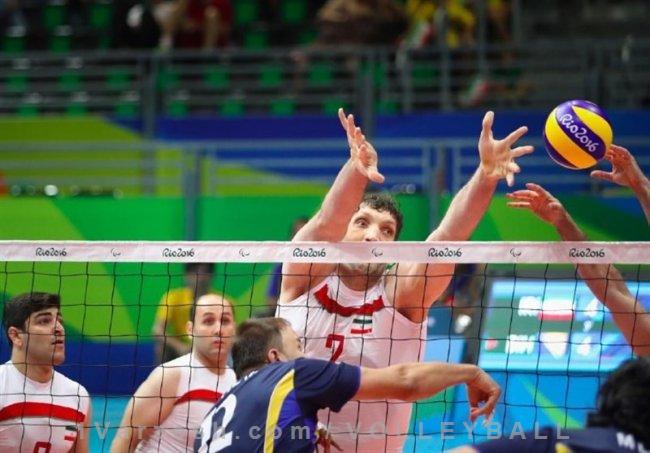 والیبال نشسته ایران فینال زودهنگام را برد/ خط و نشان برای