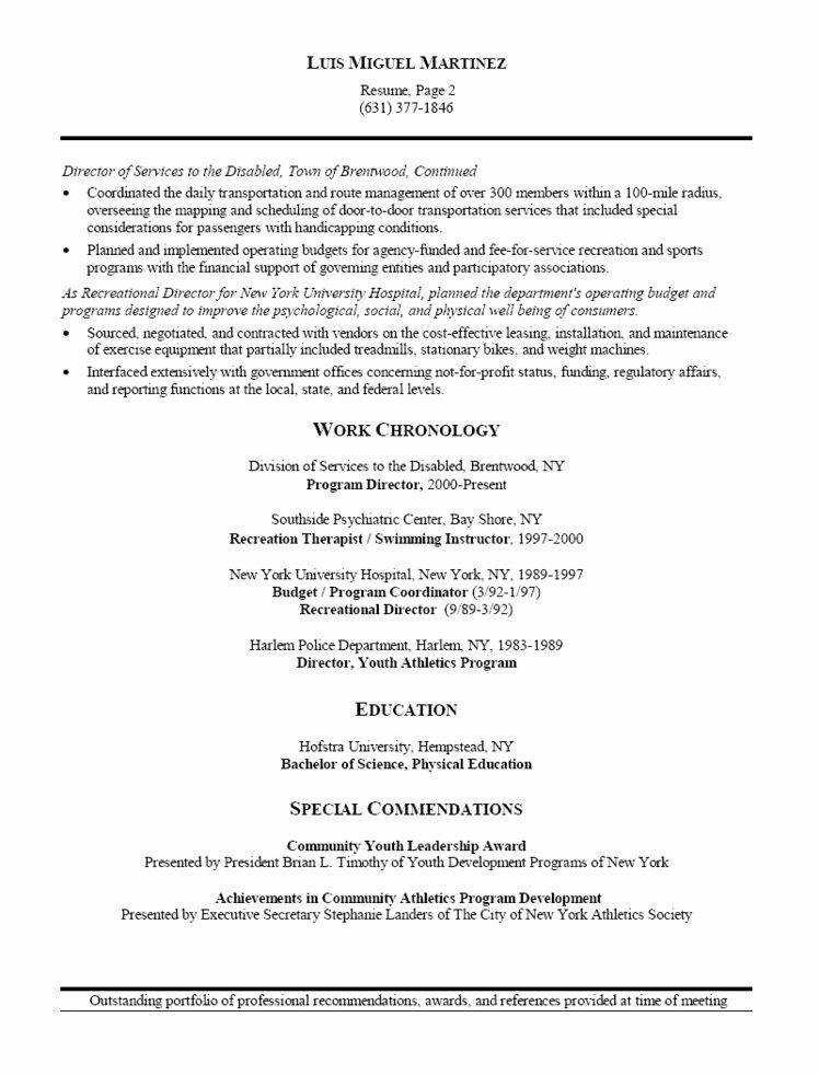 Director Of Facilities Resume Best Of Athletic Director And Facility Manager Resume Resume Manager Resume Engineering Resume