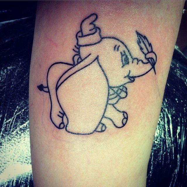 Afbeeldingsresultaat Voor Dumbo Tattoo