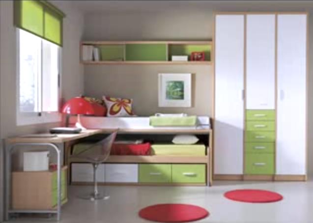 cortinas para habitaciones juveniles dormitorios con estilo propio - Cortinas Habitacion Juvenil