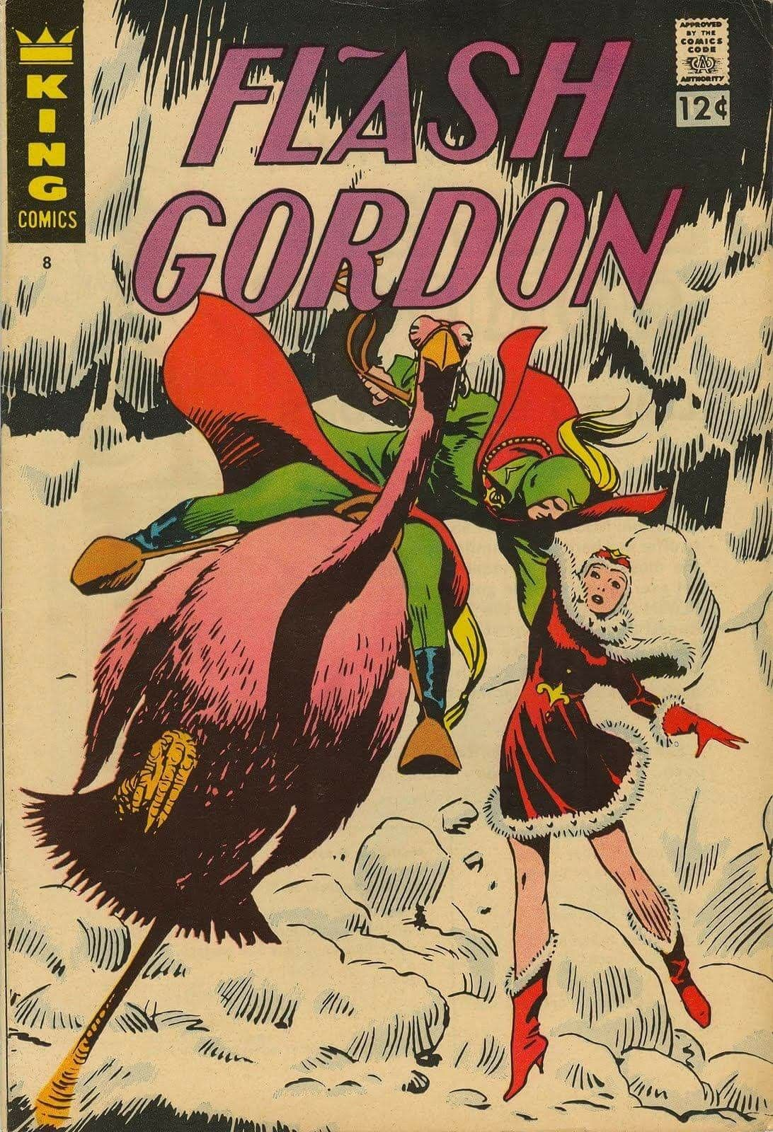 Pin by Kevin Measimer on Holidays | Flash gordon comic