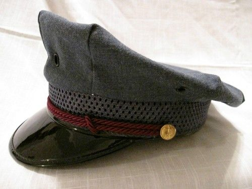 Vintage US Post Office Letter Carrier Hat (1950 s)  fa7bb295138