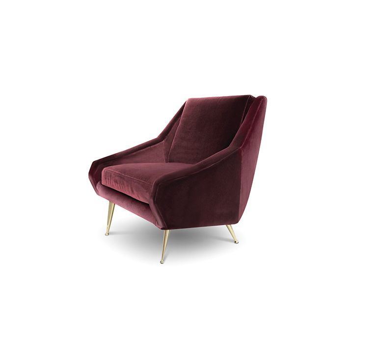 Essential Home Products romero armchair | essential home - mid century furniture
