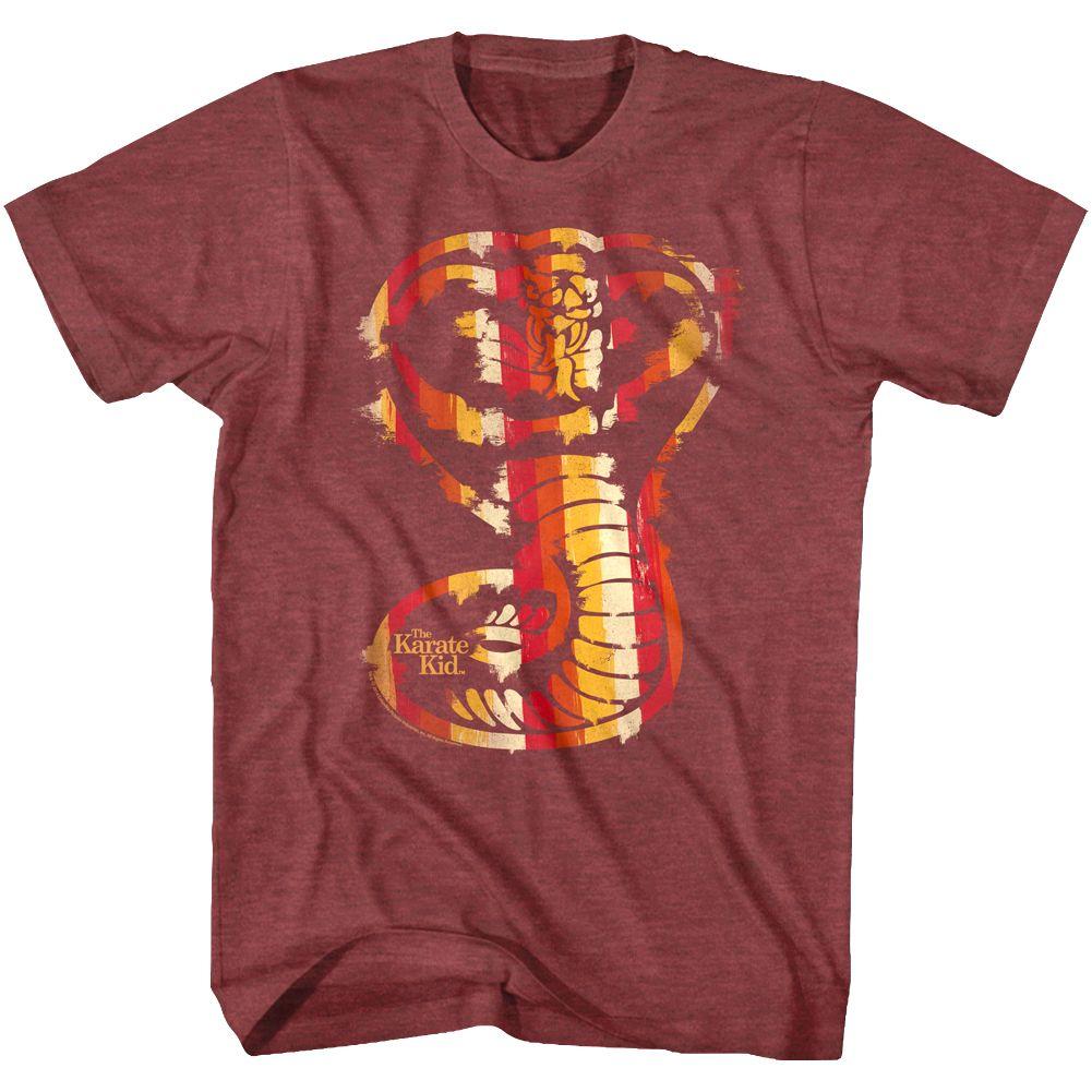 24eb831e Karate Kid Cobra Kai Fire Snake Mens T Shirt . . . . #karatekid #karate  #karatekidfashion #karatekidtshirt #cobrakai #waxonwaxoff #sensei #dojo  #sweeptheleg ...