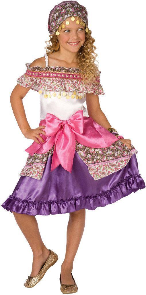 girl\u0027s costume gypsy (lf) large For Bella Pinterest - halloween costume ideas cute