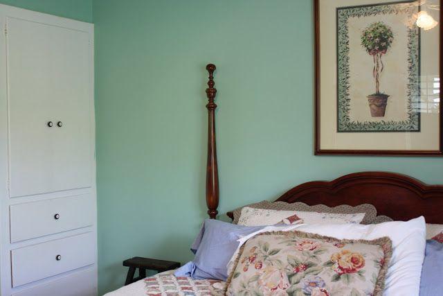 Spruce Green By Benjamin Moore Blue Room Paint Trending