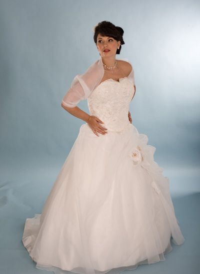 New wedding dresses for fuller figures Google Search