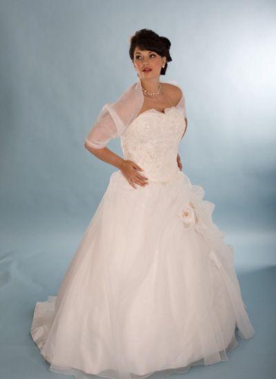 wedding dresses for fuller figures - Google Search | Wedding dresses ...