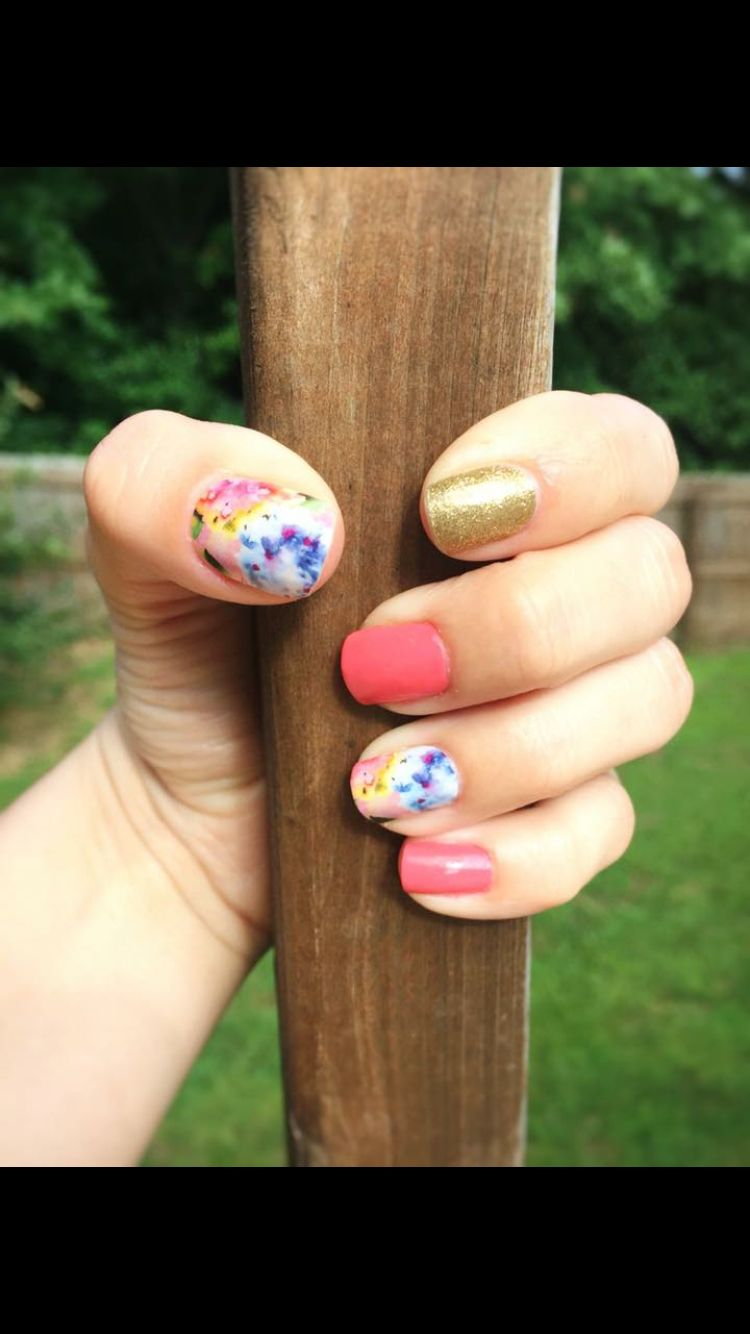 Jamberry Faded Bouquet