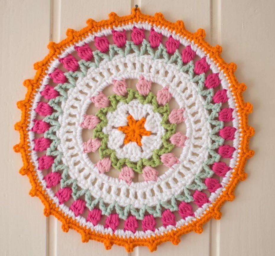 #crochet ~ free pattern                                                                                                                                                      Más