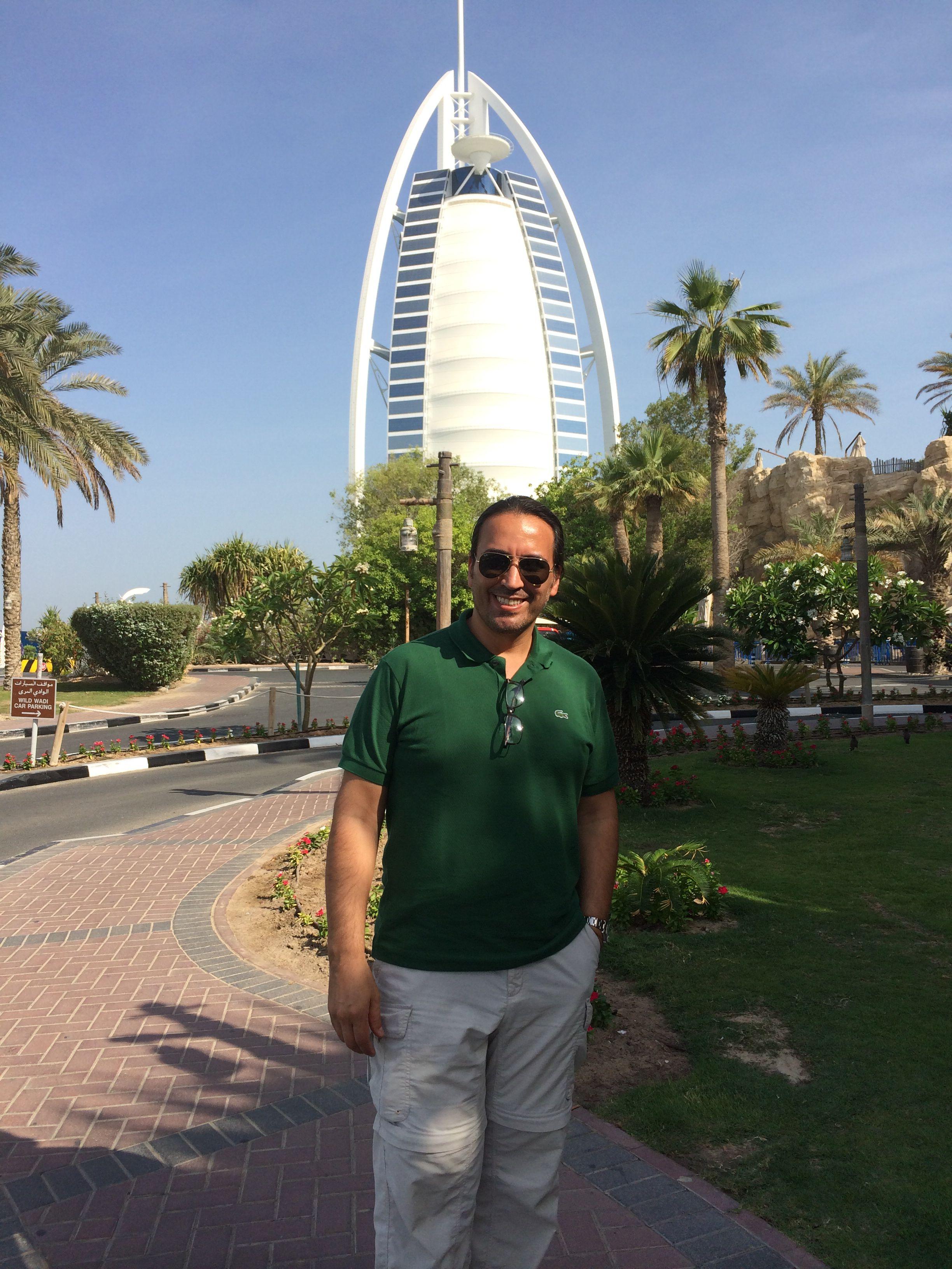 Querida Dubai, seguro que nos conocíamos de antes