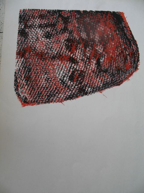 silk print by yak