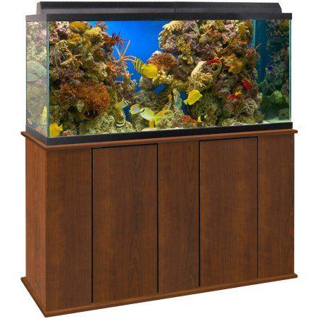 Upright Aquarium Stand Cherry 7590 Gallon Aquarium stand