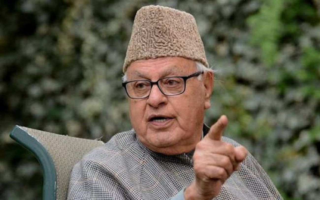 Farooq Abdullah keeps a shut on Article 370 after release