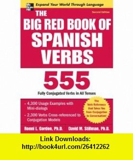 The big red book of spanish verbs second edition 9780071591539 the big red book of spanish verbs second edition 9780071591539 ronni gordon david stillman isbn 10 0071591532 isbn 13 978 0071591539 tutorials fandeluxe Gallery