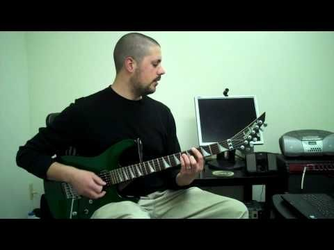 The Funeral Band Of Horses Guitar Lesson Guitarmandolin Lessons