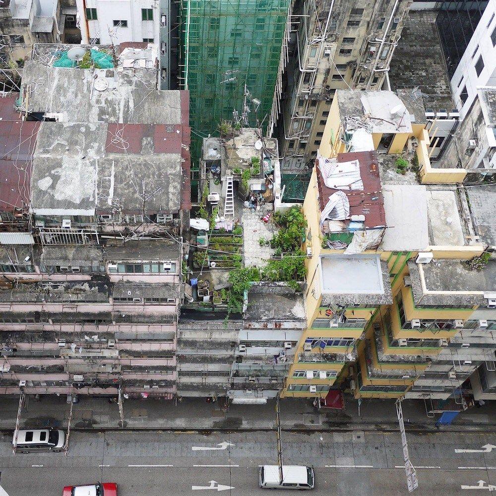 Hong Kong Very Mk Rooftop Farm Now Closed Rooftop Hong Kong Farm