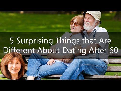 Över 60 Dating Tips