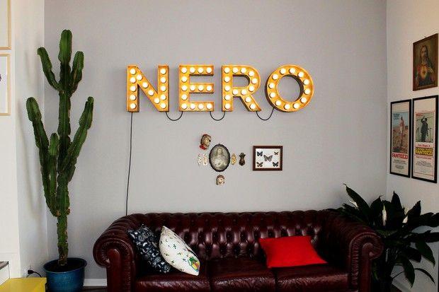 Insegne Luminose E Non Luminose Jolly Neon Riccione Insegna