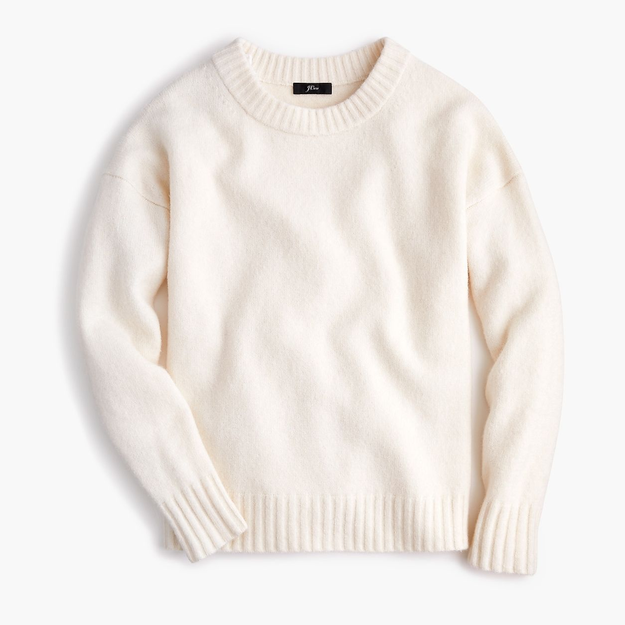 bd8bb44ed33 Oversized Crewneck Sweater In Supersoft Yarn