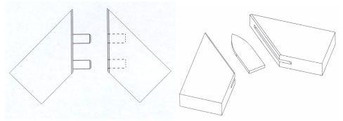 Jiiriliitoksen suunnittelu - Puusepän liitokset - PuuProffa