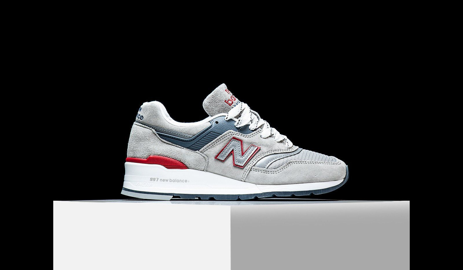 new balance 997 homme grise