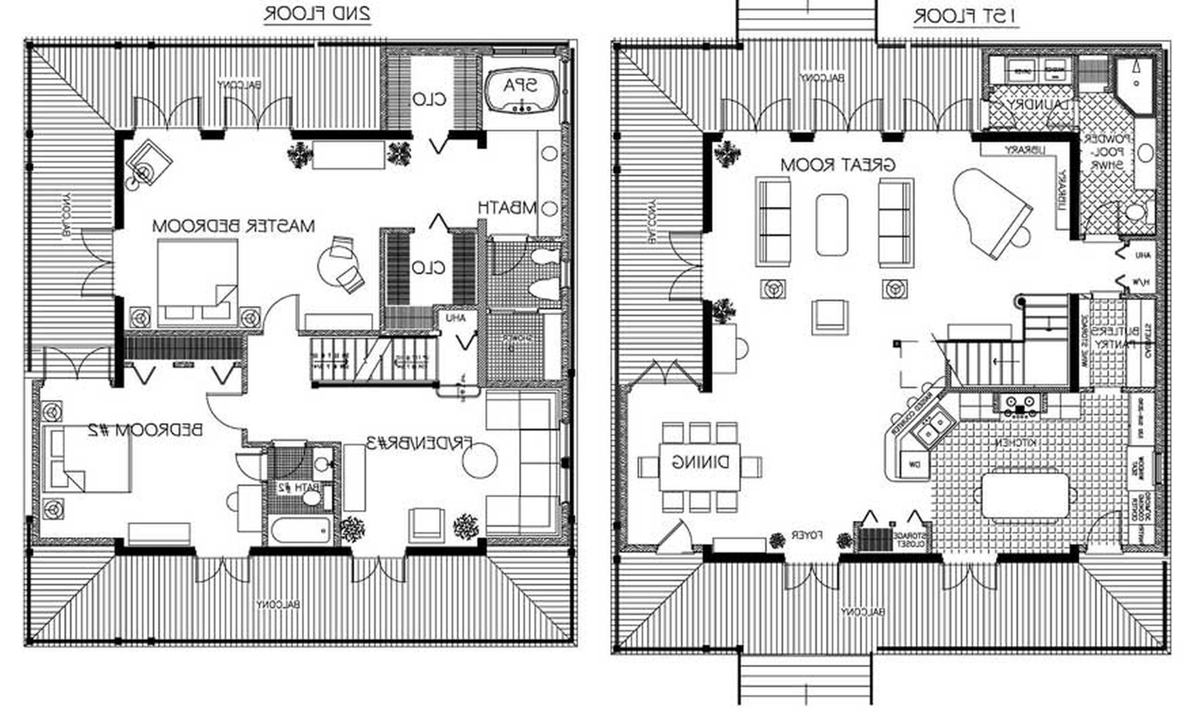 Traditional Japanese House Plans With Courtyard Unique Japanese Style House Plans New Japan Style House Japan House Design House Blueprints French House Plans