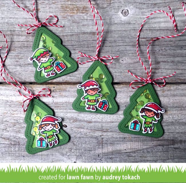Intro Outside In Stitched Christmas Tree Stackables, Stitched Christmas Tree Frames is part of lawn Fawn Copic - Winter 2018 Release is available now at lawnfawn com and at your favorite craft stores! We already have five places youRead more
