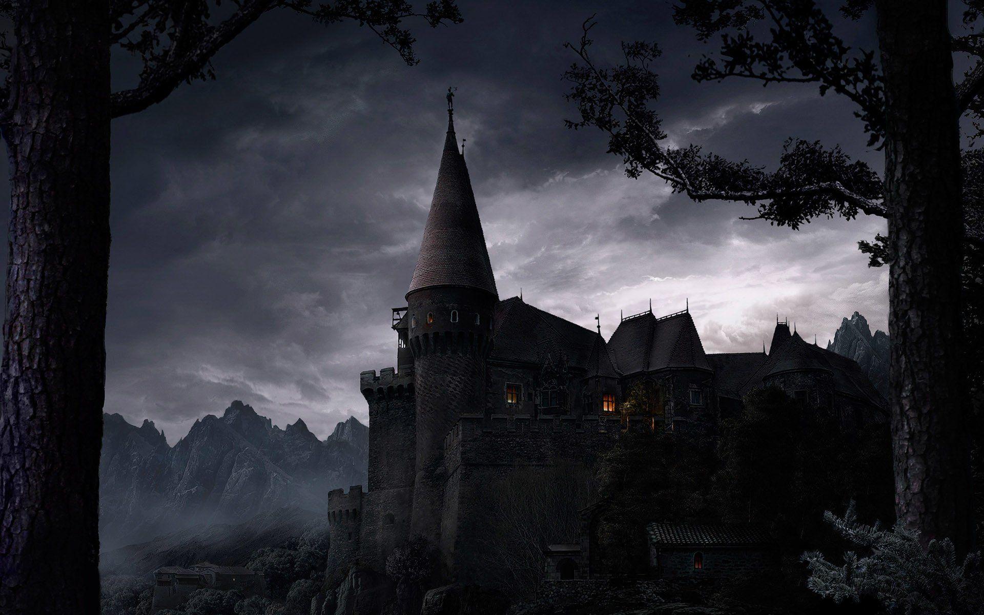 Related Image Dark Castle Fantasy Castle Dark Fantasy Art