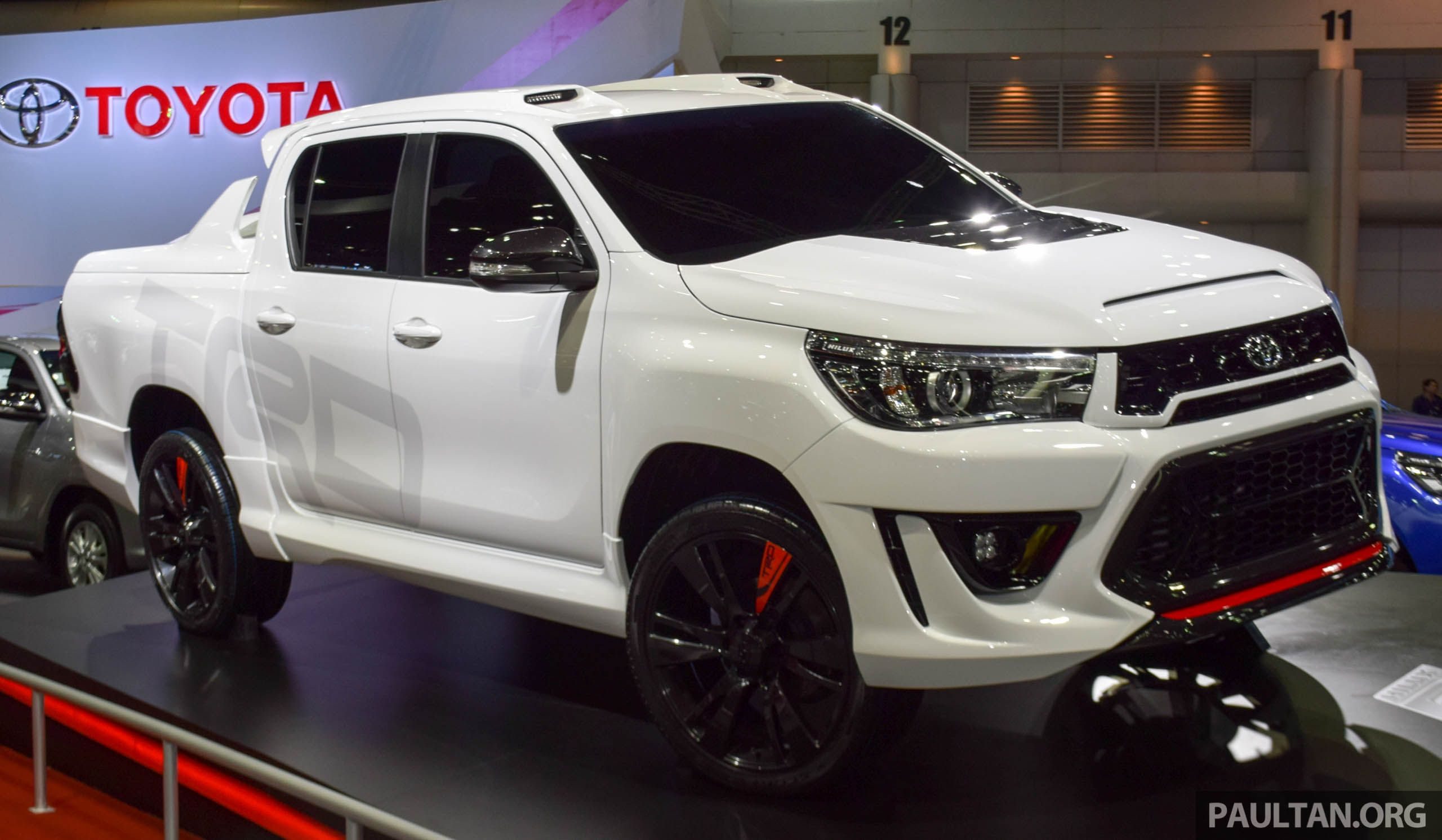 Best Images Of Toyota Hilux Revo Body Kit In 2020 Toyota Hilux Toyota All Sports Cars