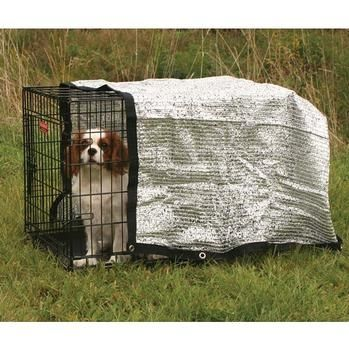 ProSelect Solar Canopy for Dog Crates & ProSelect Solar Canopy for Dog Crates | Dog Cages | Pinterest ...