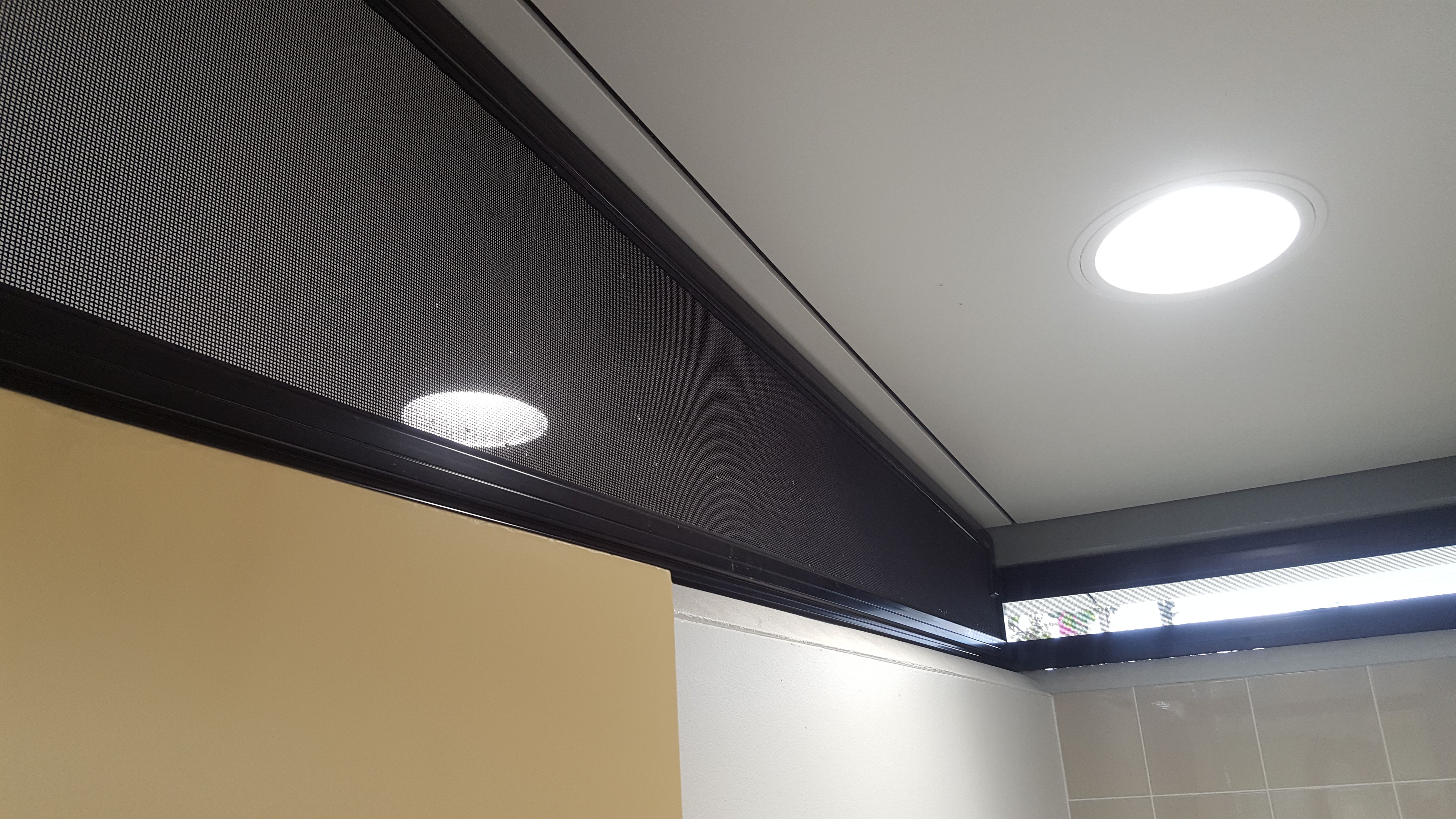 Crimsafe Is Much More Than Just A Security Screen Look Up When You Visit The City Of Gold Coast Amenities Facili Ceiling Lights Security Screen Runaway Bay