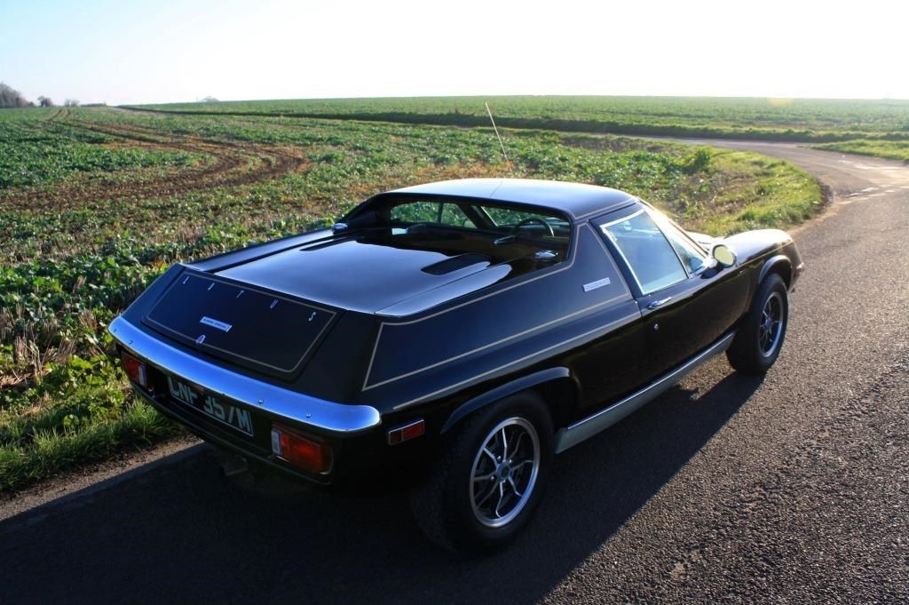 1974 lotus europa for sale classic cars for sale uk
