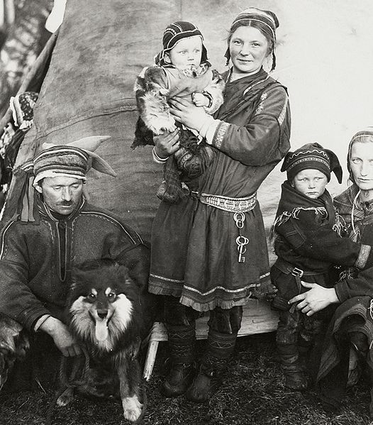 Rare And Fascinating Photos Of Indigenous Sami People Of The Nordic Areas Culture Finland History