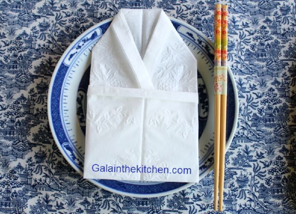 How to Fold Paper Napkin Fancy Way 7 Techniques #papernapkins