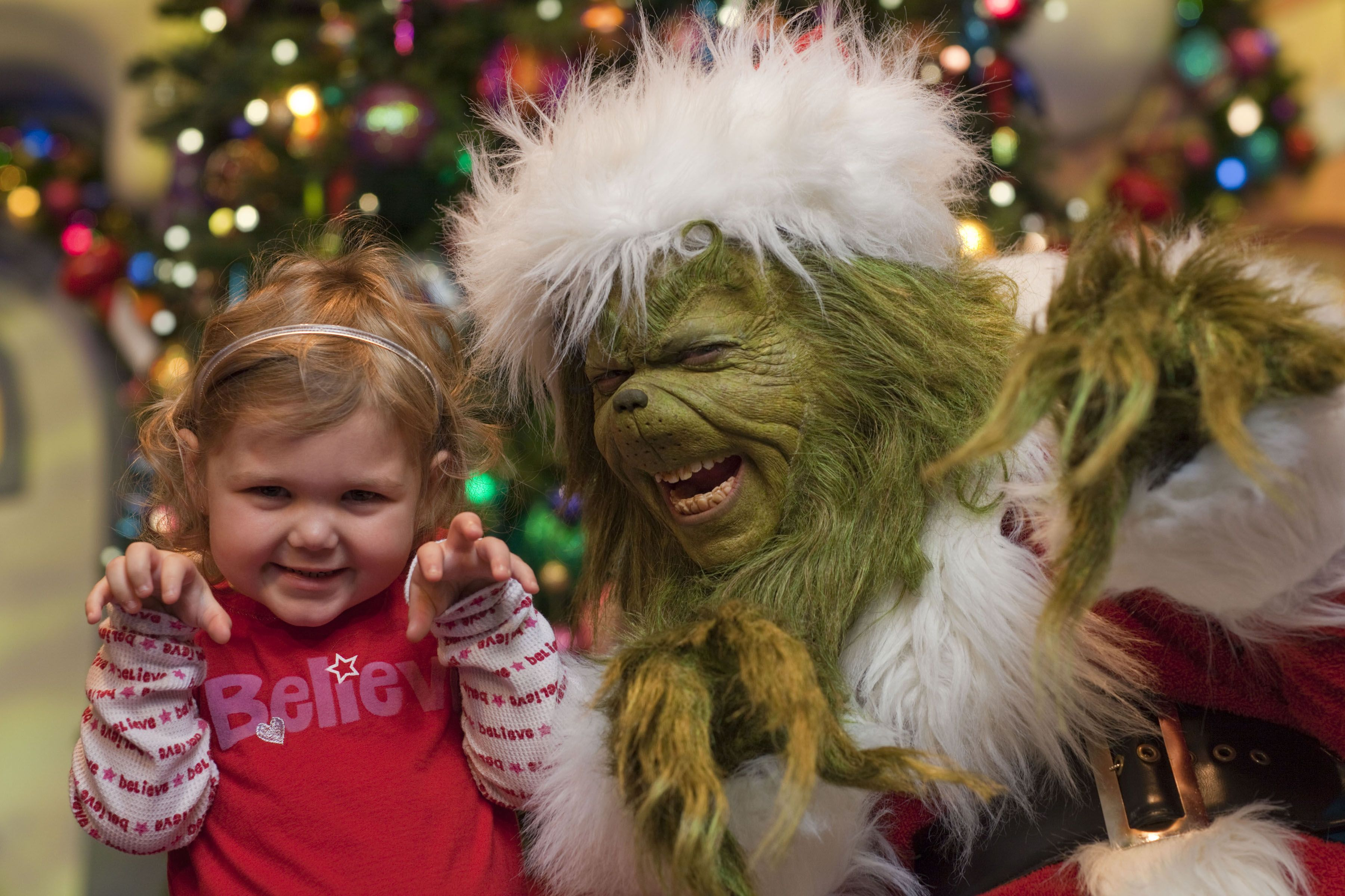 Christmas at Universal Orlando Resort