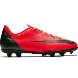 9b0a32616 Buty Nike Mercurial Vapor 12 Club Ps V CR7 Mg Jr AJ3096-600