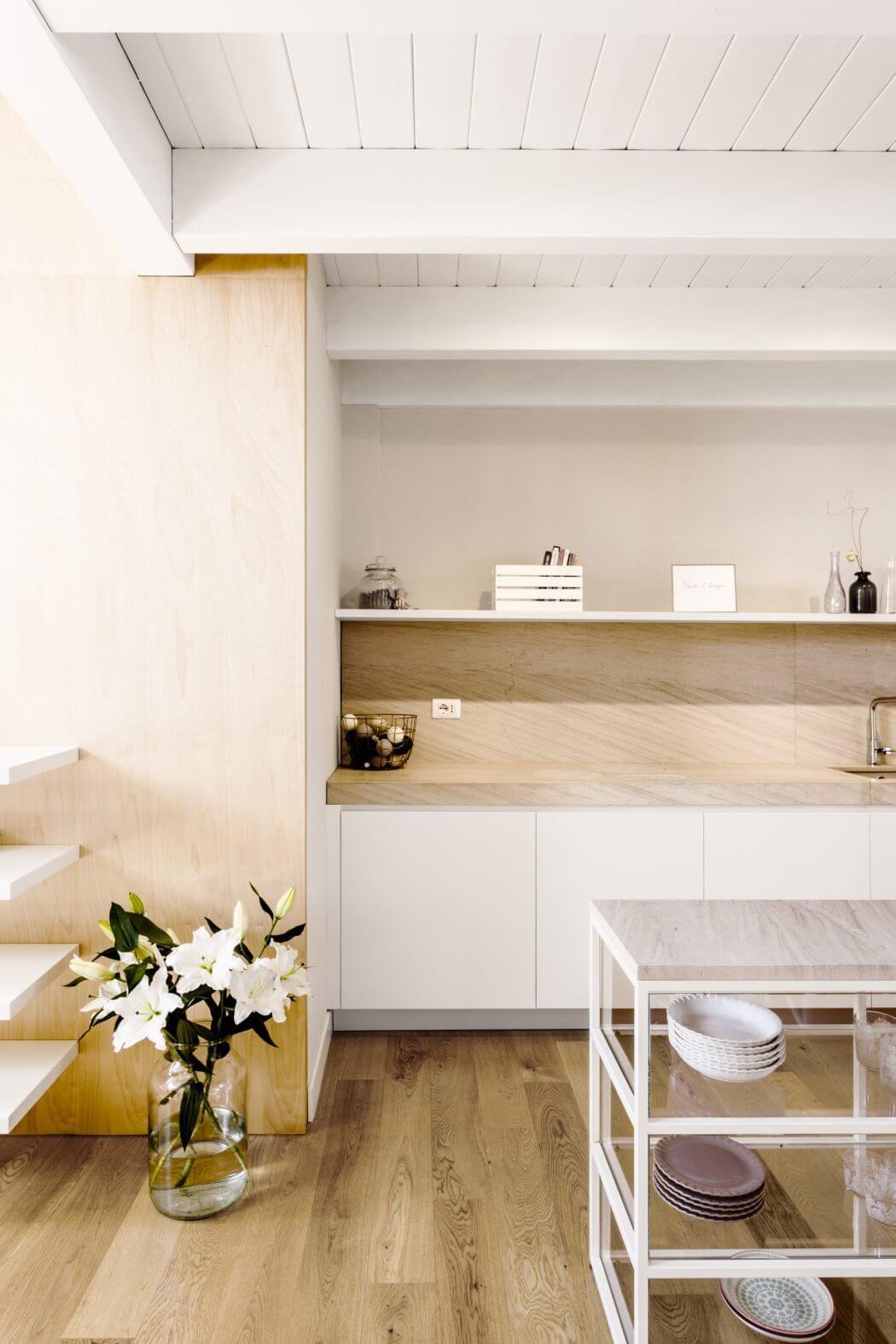 Apartment Emme Elle by Archiplan. Urban ApartmentAttic ApartmentApartment  DesignItalian Interior ...