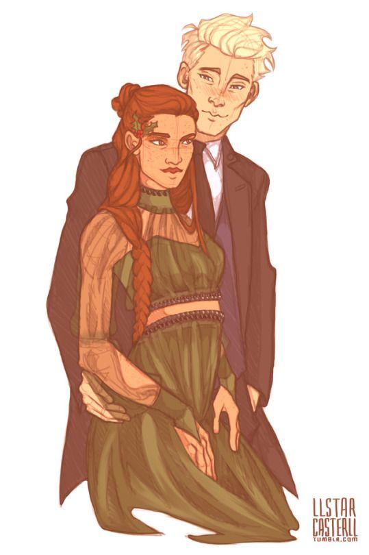 Ginny & Draco